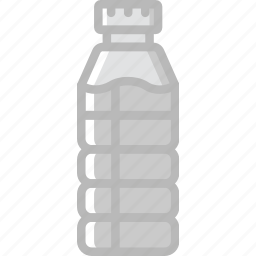 bottle, camping, outdoor, travel, water icon
