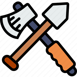 camping, outdoor, tools, travel icon
