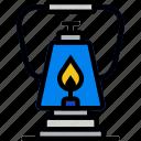 camping, lantern, outdoor, travel