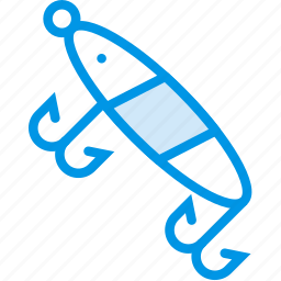 bait, camping, fishing, outdoor, travel icon