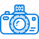record, photography, camera, video icon