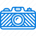 camera, photography, record, retro, video icon