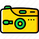 camera, photography, record, retro, video