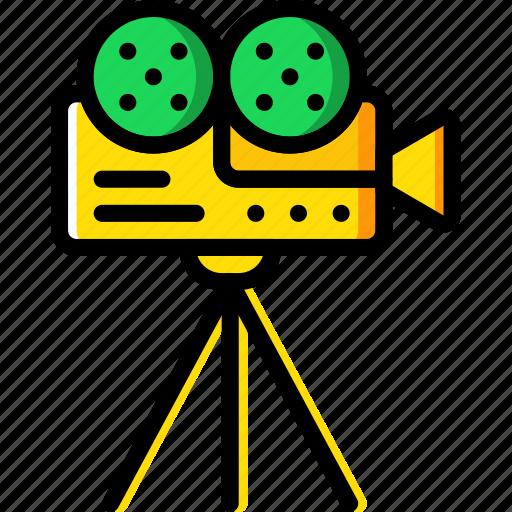 camera, news, photography, record, video icon