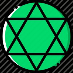 belief, faith, judaism, pray, religion icon