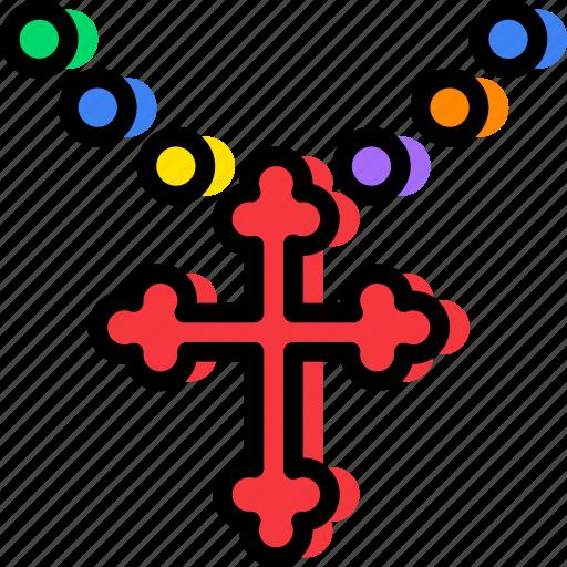 belief, church, faith, pray, religion icon