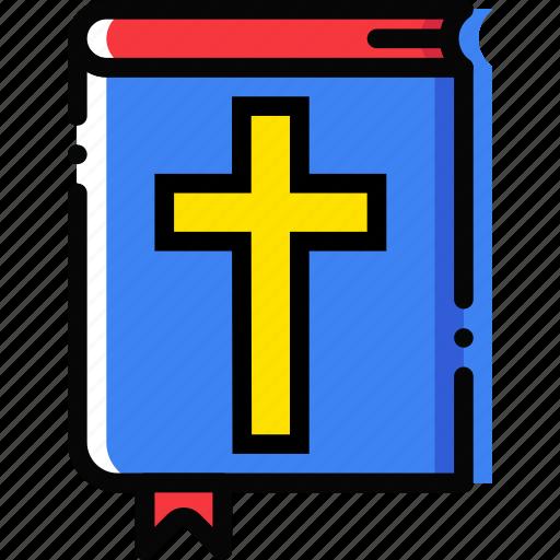 belief, bible, faith, pray, religion icon