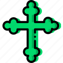 belief, cross, faith, orthodox, pray, religion icon