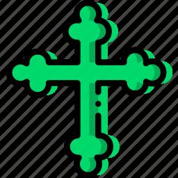 belief, cross, faith, orthodox, pray, religion icon