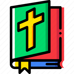 belief, bible, faith, pray, religion icon