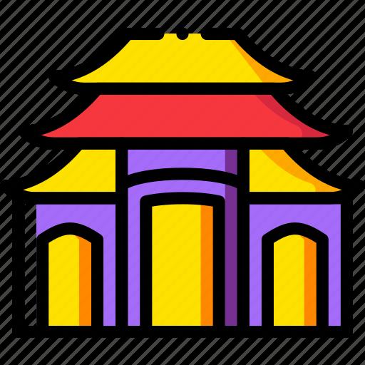 belief, faith, pray, religion, shintoist, temple icon