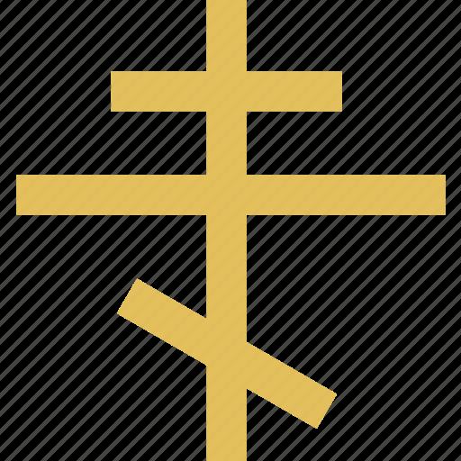 belief, christianity, cross, religion, worship icon