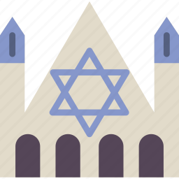 belief, church, jew, judaic, religion, worship icon