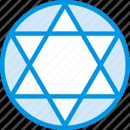 belief, faith, judaism, religion, worship icon