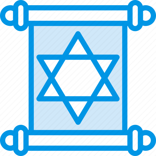 belief, document, religion, sacred, torah, worship, writing icon