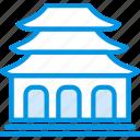 belief, buddhist, building, religion, temple, worship icon