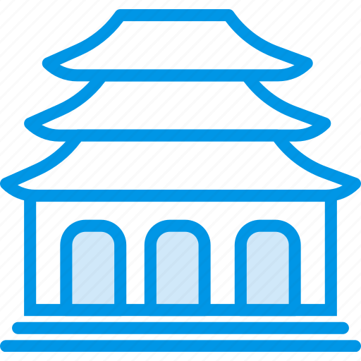 belief, buddhist, building, religion, temple, worship icon