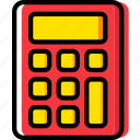 calculator, laboratory, research, science icon