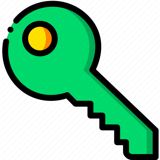 key, safe, safety, security icon