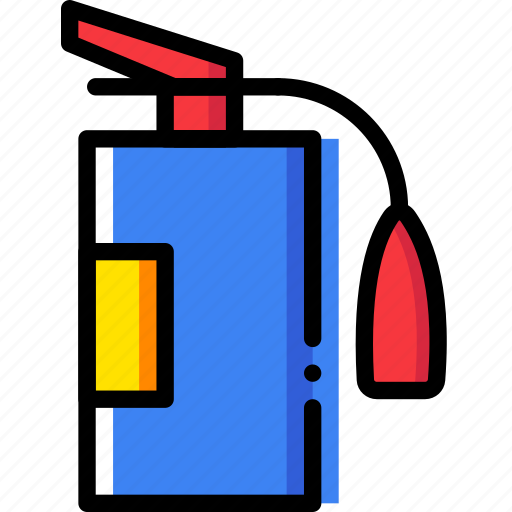 extinguisher, fire, safe, safety, security icon