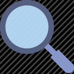 criminal, csi, fingeprint, forensic, police, search icon