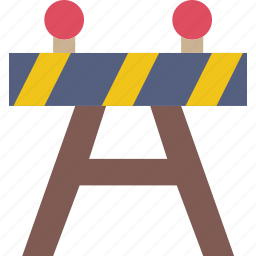 protection, road, security, traffic, warning, worker icon