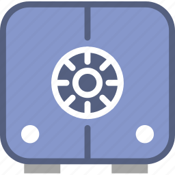 code, encryption, password, protection, safebox, security icon