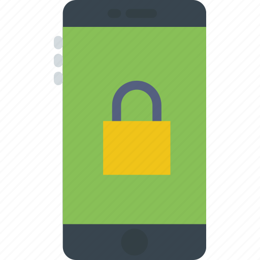 code, encryption, phone, protection, security icon