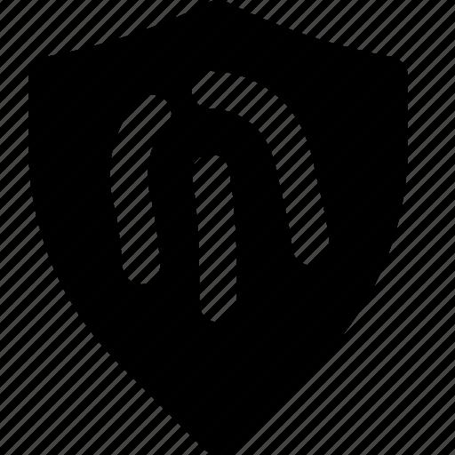 antivirus, encryption, fingerprint, protection, secure, security icon