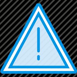 danger, hazard, protection, security, traffic, warning icon