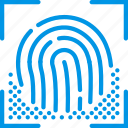 encryption, fingerprint, protection, recognition, security