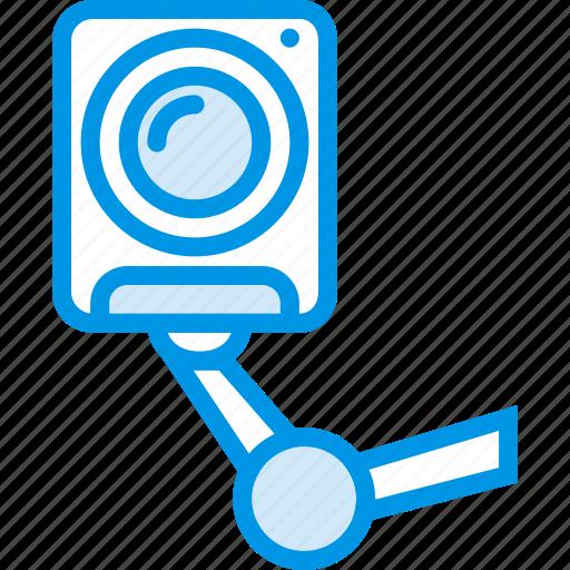 camera, indoor, protection, security, surveillance, video icon