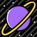 cosmos, saturn, space, universe