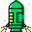 cosmos, module, space, universe icon