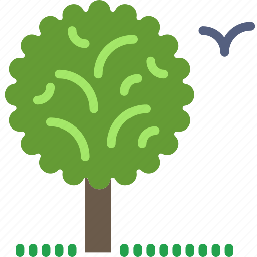 camping, forest, nature, outdoor, survival, tree icon