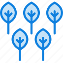 camping, forest, nature, outdoor, survival, trees icon