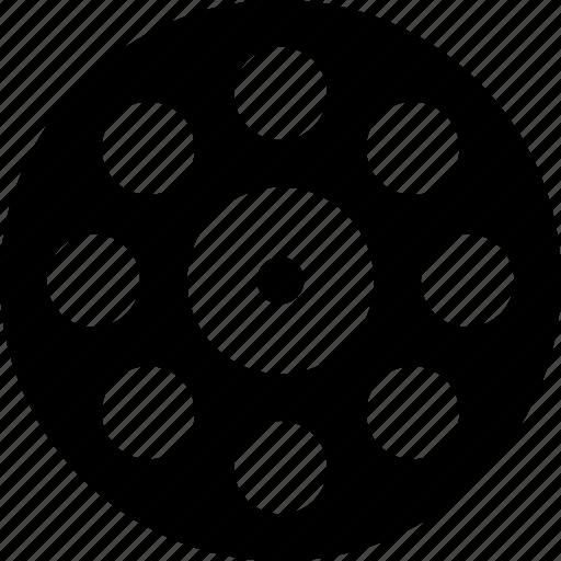 disk, transport, vehicle, wheel icon