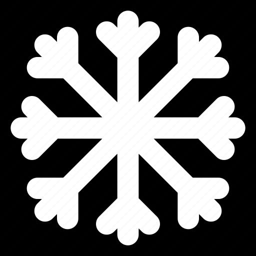 forecast, snowflake, weather icon