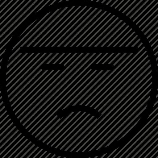 avatar, face, forehead, smiley icon