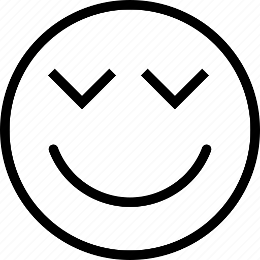 avatar, eyes, face, happy, smiley icon