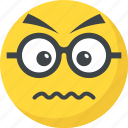 confounded face, confused, emoji, frustrated, smiley icon
