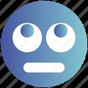 board, emoji, expression, eyes, face, smiley