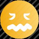 emoji, expression, face, sad, sadness, smiley, unhappy