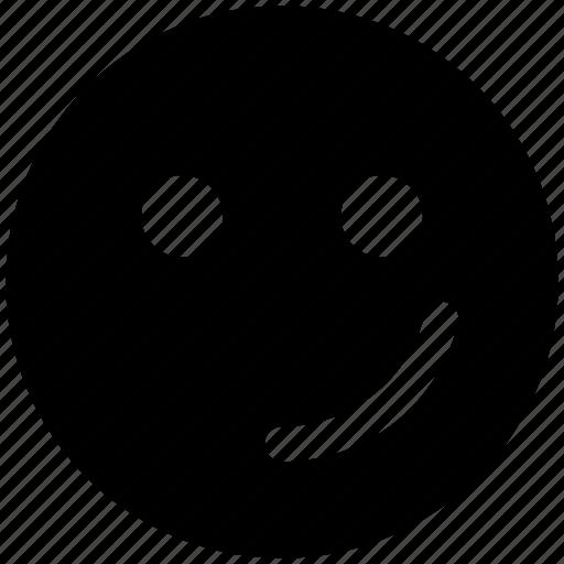 emoticons, expression, fancy, happy smiley, smile, smiley, wink, winking smiley icon