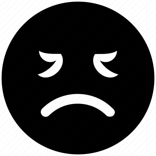 confused, emoticons, emotion, expression, face smiley, smiley, worried icon