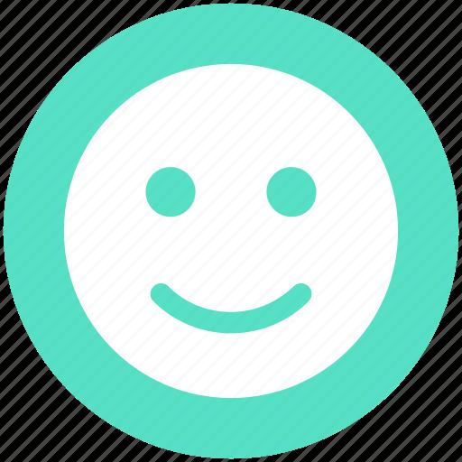 emoji, emoticon, face, happy, smile, smiley, smiley face icon