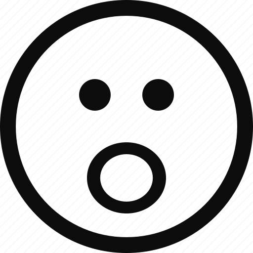 disappointed, emoji, emoticon, face, sad icon