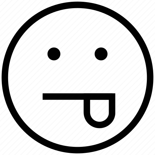 cheeky, emoticons, emotion, expression, face smiley, loved one, smiley icon