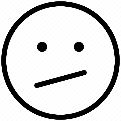 dull, emoticons, emotion, expression, face smiley, puzzle, smiley icon