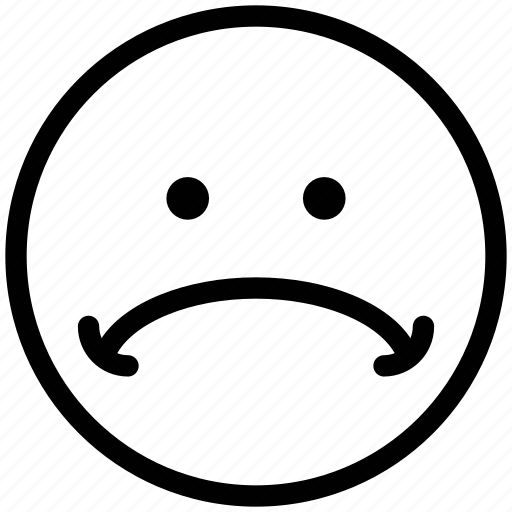 emoticons, emotion, expression, face smiley, nodding, smiley, smiling, stare emoticon icon
